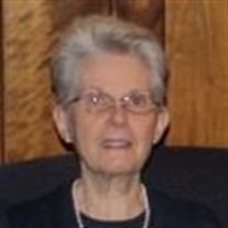Judith Mary McClung