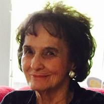 Anne Burke Woodward