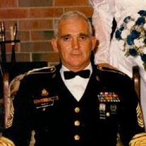 CSM (Ret) James Edward Wafe Sr.