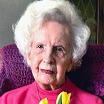Beatrice Hazel Anderson- Welch