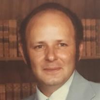 Donald Gerald Blackwelder
