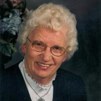 Beryle Elaine Cleveland