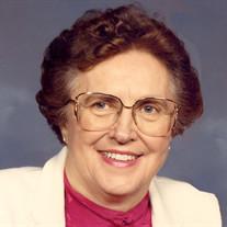 Madelyn Ursula St. Clair