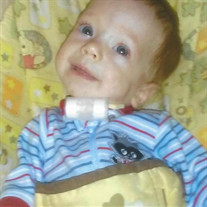 Nicholas Caleb Curts Infant