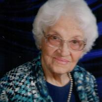 Maudie Jaffe