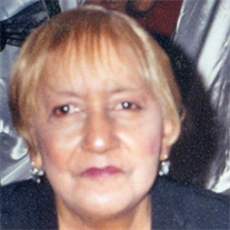 Mrs. Martha Marie Chance
