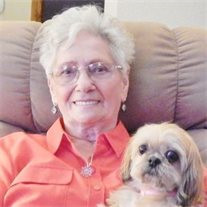 Mrs. Shelby Jean Wilkerson