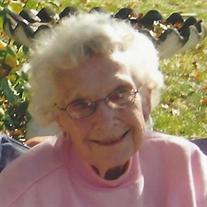 Alice Margaret Winsand