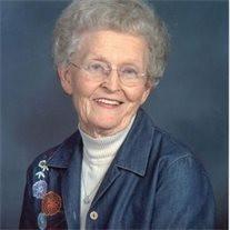 Mrs. Ethel Louise Dalstein