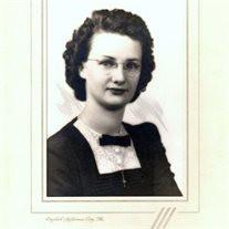 Mrs Mary Birdsong Ward