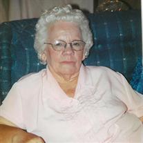 Fannie Jane Fortenberry