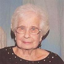 Marie Helen Crater