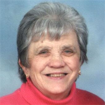 Mrs. Joyce Hazel Wachholz