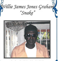 James  Jones Graham  Jr.
