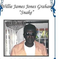 James  Jones Graham  Jr.