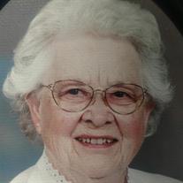 Gladys Irene Simpson