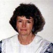 Martha Jane Hall