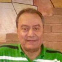 Adolfo Rubio Cantua