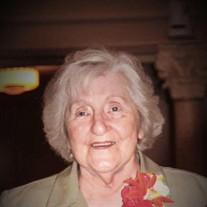 Lucille Mary GARRETT