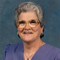 Geraldine Tillotson Suttles