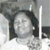 Mrs Vivian  Ella Robinson