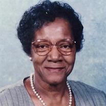 Geraldine Elizabeth Thurston