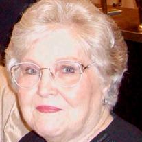 Mrs. Sara Jo Wald Churchill