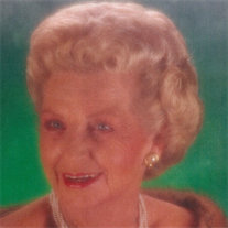 "Mary ""Peggy"" Evelyn Spear"
