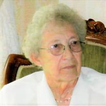 Agnes Elvie Long