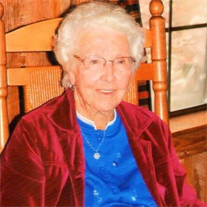 Bertha Inez Marsh
