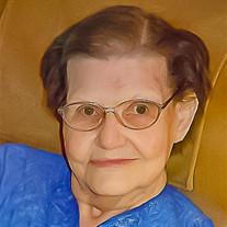 Thelma M. Lanford  Harris