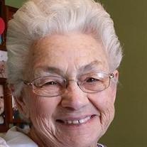 Margaret Ellen Bergstrom
