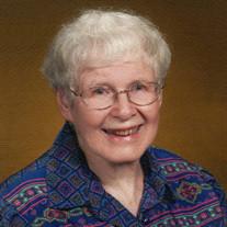 """Mildred K. """"Millie"""" Hedrick"""