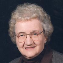 """Margaret """"Peg"""" Sommerfield"""