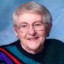 Sylvia C (McEwen) Anderson