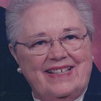 Hon. Glenys Pooler Lovett