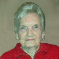 Ruby E. Turner Cross