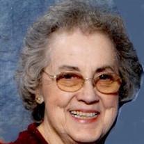 Thelma Louise Faulkner