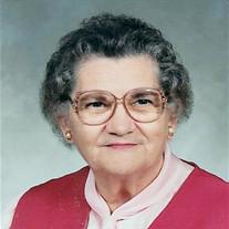 Mrs. Hazel Seabolt Frye