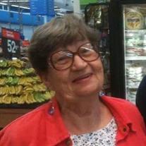 "Dorothy ""Dot"" June Hollingsead"