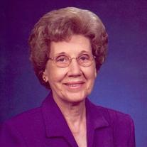 Mrs. Mozelle Dorsett Odum