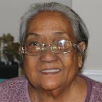 Zenaida N. Ward