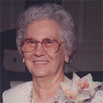 Mrs. Dorothy Virginia  Price