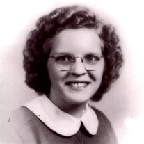 Peggy Arlene (White) Goller