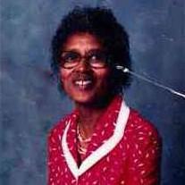 Mrs. Alice Rozier McQueen