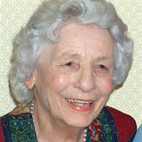 Gladys Eva  Hall