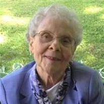 Elsie Houston Johnson, age 90, of Henderson