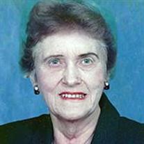 Margaret A Christenson