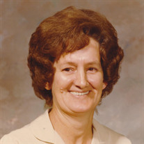 Mrs. Agnes Mitchell Richardson