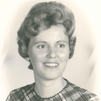 Ruth Ellen (Cunningham)  Trone
